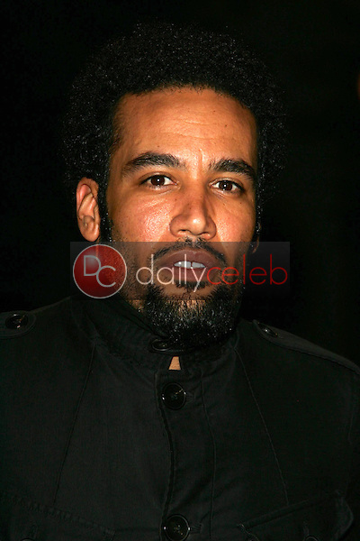 """Ben Harper<br />at the premiere of """"Neil Young: Heart of Gold"""". Paramount Theater, Los Angeles, CA 02-07-06<br />Dave Edwards/DailyCeleb.com 818-249-4998"""