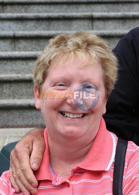 Maureen Shevlin<br /> vox pop<br /> Picture:  Fran Caffrey / www.newsfile.ie