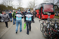 cycling fan twins<br /> <br /> 3 Days of De Panne 2015