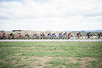 all lined up<br /> <br /> 103rd Li&egrave;ge-Bastogne-Li&egrave;ge 2017 (1.UWT)<br /> One Day Race: Li&egrave;ge &rsaquo; Ans (258km)