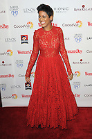 www.acepixs.com<br /> February 7, 2017  New York City<br /> <br /> Tamron Hall attends the 14th annual Woman's Day Red Dress Awards at Jazz at Lincoln Center on February 7, 2017 in New York City.<br /> <br /> Credit: Kristin Callahan/ACE Pictures<br /> <br /> <br /> Tel: 646 769 0430<br /> Email: info@acepixs.com