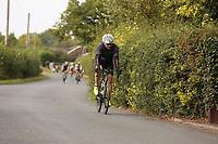 2017-09-24 VeloBirmingham 220 SN course
