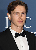 Harris Dickinson at the IWC Schaffhausen Gala Dinner in honour of the BFI at the Electric Light Station, Shoreditch, London on October 9th 2018<br /> CAP/ROS<br /> ©ROS/Capital Pictures