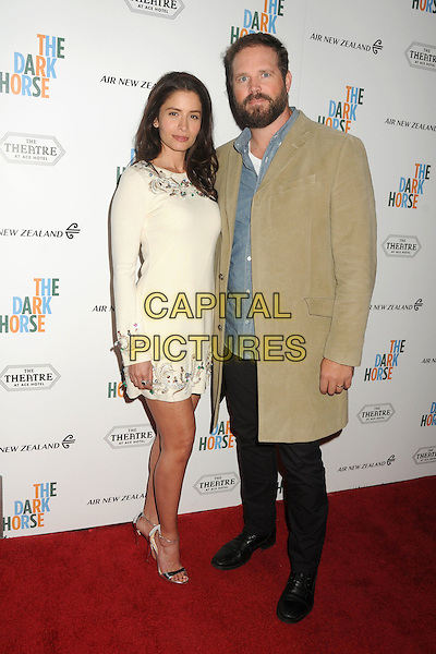 30 March 2016 - Los Angeles, California - Mercedes Mason, David Denman. &quot;The Dark Horse&quot; Los Angeles Premiere held at the Ace Hotel Theatre. <br /> CAP/ADM/BP<br /> &copy;BP/ADM/Capital Pictures
