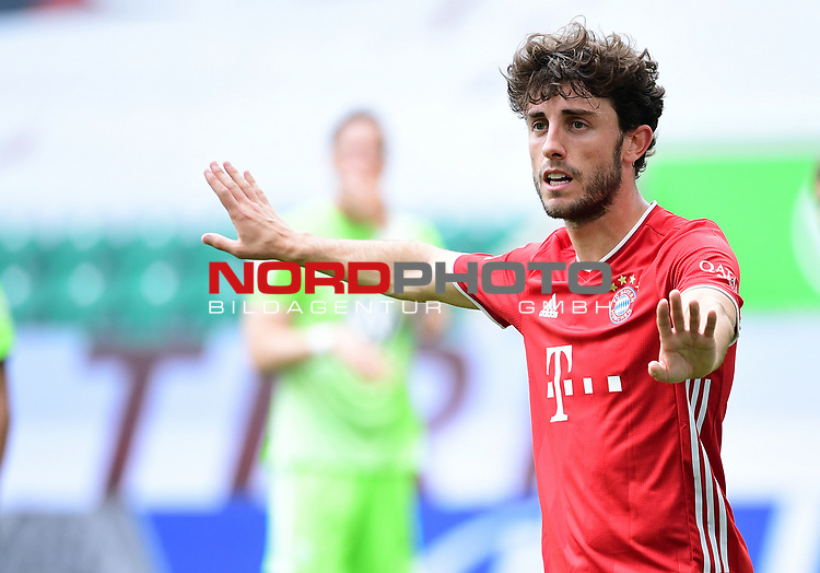 Alvaro Odriozola (Bayern) <br />