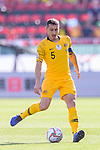 Mark Milligan of Australia in action during the AFC Asian Cup UAE 2019 Group B match between Palestine (PLE) and Australia (AUS) at Rashid Stadium on 11 January 2019 in Dubai, United Arab Emirates. Photo by Marcio Rodrigo Machado / Power Sport Images