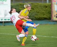 2014.04.05 U19 Sweden - Poland