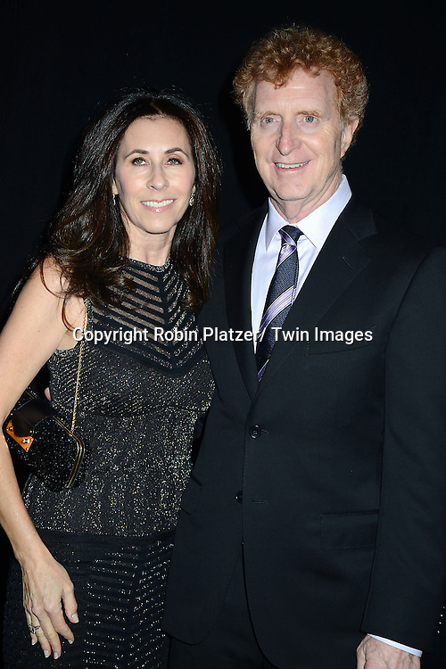Linda and Bob Gersh attend the 2013 Whitney Gala & Studio party honoring artist Ed Ruscha on October 23, 2013 at Skylight at Moynihan Station in New York City.
