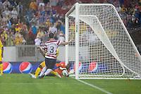U.S. Men's National Team vs. Antigua & Barbuda - 2014 FIFA World Cup Qualifier Friday, June 8, 2012 .Raymond James Stadium; Tampa, Fla..