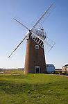 Horsey drainage mill windmill, Norfolk, England