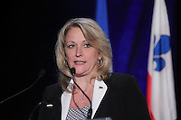 Lise Theriault<br /> <br /> PHOTO : Pierre Roussel - Agence Quebec Presse