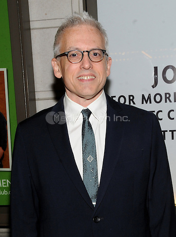 New York, NY- October 2:  Playwright Donald Margulies attends the opening night for the play The Country House at the Samuel J. Friedman Theater in New York City .  Credit: John Palmer/MediaPunch