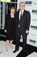 """Sir Howard Stringer attending the """"Men In Black 3"""" New York Premiere, held at the Ziegfeld Theater in New York City on 23.05.2012.credit: Jennifer Graylock/face to face.- No Italy, UK, Australia, France -"""