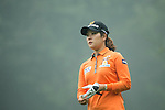 Seung Hyun Lee of South Korea at the 14th hole during Round 4 of the World Ladies Championship 2016 on 13 March 2016 at Mission Hills Olazabal Golf Course in Dongguan, China. Photo by Victor Fraile / Power Sport Images