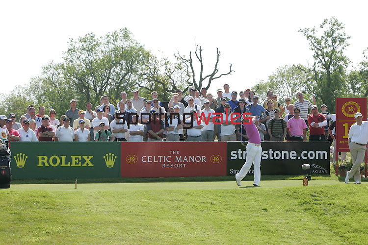 The Celtic Manor Wales Open 2006.03.06.06.©Steve Pope.Steve Pope Photography.The Manor .Coldra Woods.Newport.South Wales.NP18 1HQ.07798 830089.01633 410450.steve@sportingwales.com.