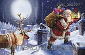 Marcello, CHRISTMAS SANTA, SNOWMAN, WEIHNACHTSMÄNNER, SCHNEEMÄNNER, PAPÁ NOEL, MUÑECOS DE NIEVE, paintings+++++,ITMCXM2097,#X#