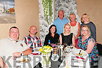 30th Birthday : Lizanne Murphy, Abbeyfeale celebrating ger 30th birthday with family & friends at Eabha Joan's Restuarant, Listowel on Saturday night last. Front : Frankie Kennedy, Marty, Caroline, Lizanne & Yvonne Murphy. Back :  Martin & Anne Murphy & Norette O'Callaghan.
