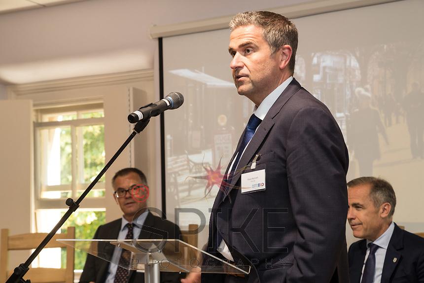 Steve Bennett of TLS Ltd