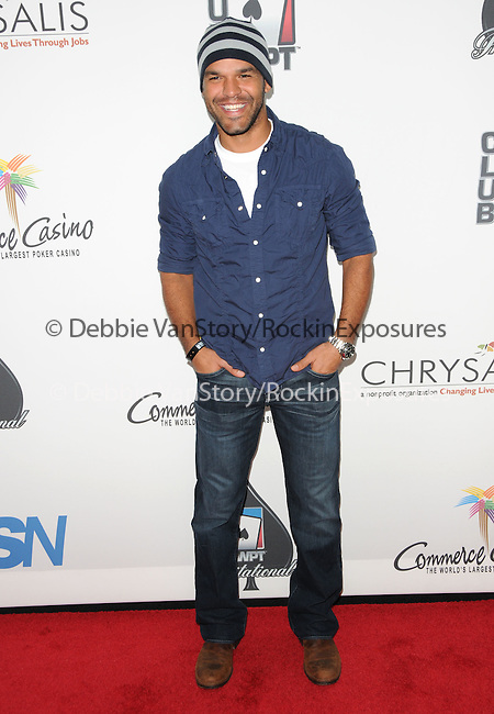 Amaury Nolasco at The World Poker Tour Celebrity Invitational Tournament held at The Commerce Casino in The City of Commerce, California on February 20,2010                                                                   Copyright 2010  DVS / RockinExposures
