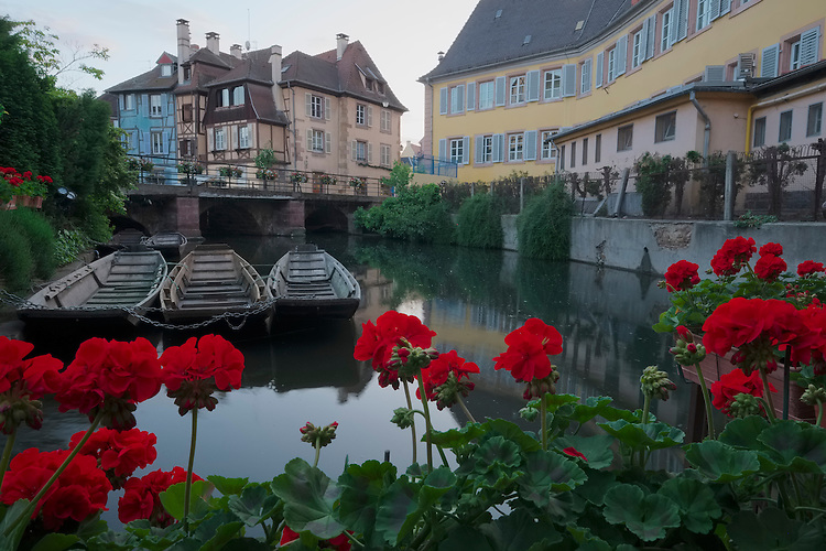 A visit to the medieval city of Colmar is not complete without enjoying a stroll in the Petit Venise area.
