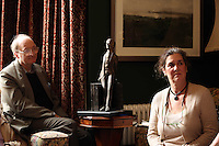 Swansea, UK. Saturday 25 October 2014<br />