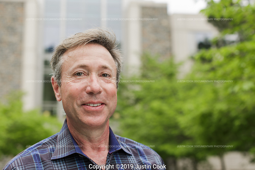Portraits at Duke University's Fuqua School of Business in Durham, North Carolina, Friday, May 3, 2019  (Justin Cook)