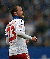 FUSSBALL   1. BUNDESLIGA   SAISON 2012/2013    34. SPIELTAG Hamburger SV - Bayer 04 Leverkusen                      18.05.2013 Rafael van der Vaart (Hamburger SV)
