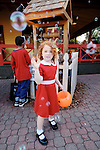 The character, (little orphan) Annie in costume at the Boo-at-the-Zoo event, 10\27\2007
