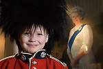 Young boy in Guards museum, London - Time Out
