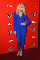 Pixie Lott<br /> at the launch of The Voice Kids, Madame Tussauds, London. <br /> <br /> <br /> &copy;Ash Knotek  D3273  06/06/2017
