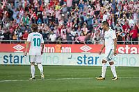 29/10/2017<br /> Liga Santander Jornada 10<br /> Girona FC vs R.Madrid<br /> <br /> <br /> <br /> <br /> <br /> Foto: Miguel Garc&iacute;a