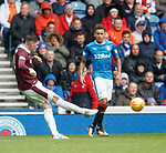 Kyle Lafferty and James Tavernier