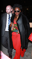 NEW YORK, NY February 12, 2018:  Lupita Nyong'o attend  Marvel Studios Black Panther Welcome To Wakanda New York Fashion Week Showcase at   Industria Studios in New York. February 12, 2018. Credit:RW/MediaPunch