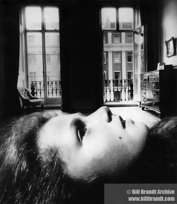 Portrait of a Young Girl, Eaton Place, 1955