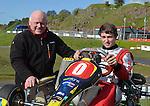 O Plate, Junior Max, Rowrah, James Singleton, Tonykart, Ogden, Coles Racing, Steve Ogden