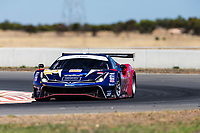 12th January 2020; The Bend Motosport Park, Tailem Bend, South Australia, Australia; Asian Le Mans, 4 Hours of the Bend, Race Day; The number 75 T2 Motorsports GT driven by David Tjiptobiantoro, Rio Haryanto, Christian Colombo during the race - Editorial Use