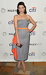 """Jessica Pare at the 2014 PaleyFest """"Mad Men"""" arrivals held at The Dolby Theatre Los Angeles, Ca. March 21, 2014."""