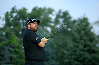 Shane Lowry (IRL)during the first round of  The Northern Trust, Liberty National Golf Club, Jersey City, New Jersey, USA. 08/08/2019.<br /> Picture Michael Cohen / Golffile.ie<br /> <br /> All photo usage must carry mandatory copyright credit (© Golffile | Michael Cohen)