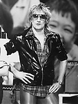 Rod Stewart 1979 Unicef Concert at UN.© Chris Walter.