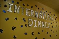 International Dinner 2012