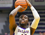 Albany defeats Stony Brook 78-65 in an America East conference game on January 10, 2018 at SEFCU Arena in Albany, New York.  (Bob Mayberger/Eclipse Sportswire)