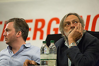 "03.07.2013 - ""Emergency: Gino Strada and Giles Duley In Conversation"""