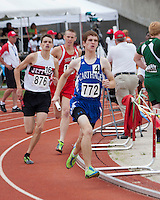 Carter Hensley Carthage Class 4 4x800 13th 8:09.28.