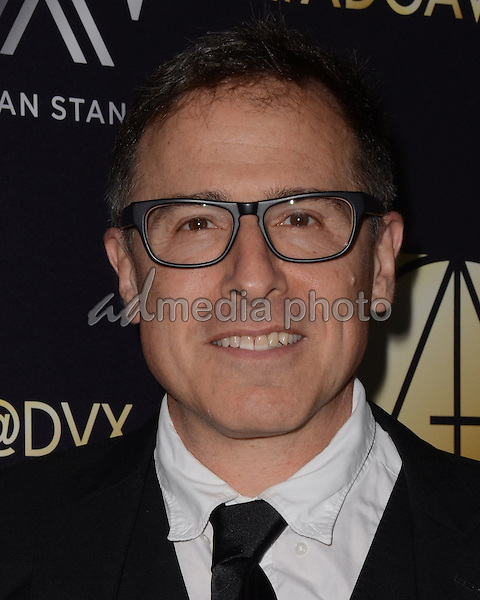 31 January  - Beverly Hills, Ca - David O. Russell. Arrivals for the Art Director's Guild 20th Annual Production Design Awards held at Beverly Hilton Hotel. Studios. Photo Credit: Birdie Thompson/AdMedia
