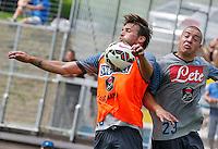 Michu<br /> ritiro precampionato Napoli Calcio a  Dimaro 23 Luglio 2014<br /> <br /> Preseason summer training of Italy soccer team  SSC Napoli  in Dimaro Italy July 23, 2014