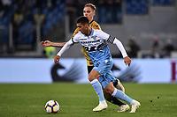 Lukasz Teodorczyk of Udinese , Bruno Jordao of Lazio <br /> Roma 17-4-2019 Stadio Olimpico Football Serie A 2018/2019 SS Lazio - Udinese <br /> Foto Andrea Staccioli / Insidefoto