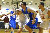 130101 Gwynedd Mercy College - Men's Basketball vs Elizabethtown College