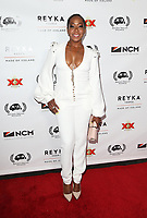BEVERLY HILLS, CA June 06- Tichina Arnold, at 18th Annual Golden Trailer Awards at The Saban Theatre, California on June 06, 2017. Credit: Faye Sadou/MediaPunch