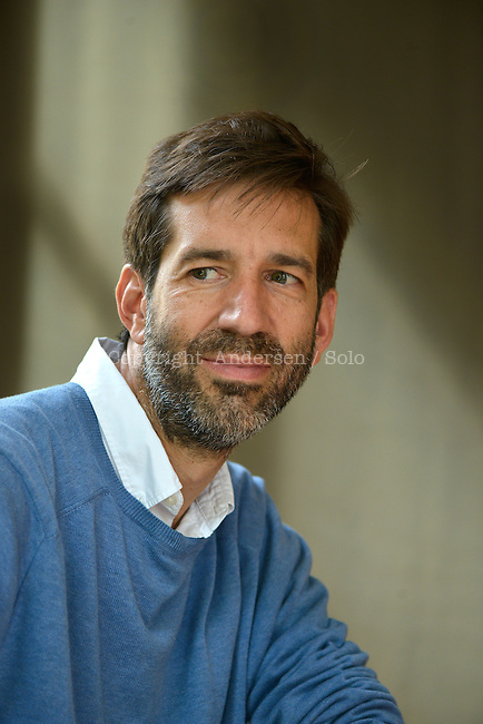 Antoine Bello, French writer.