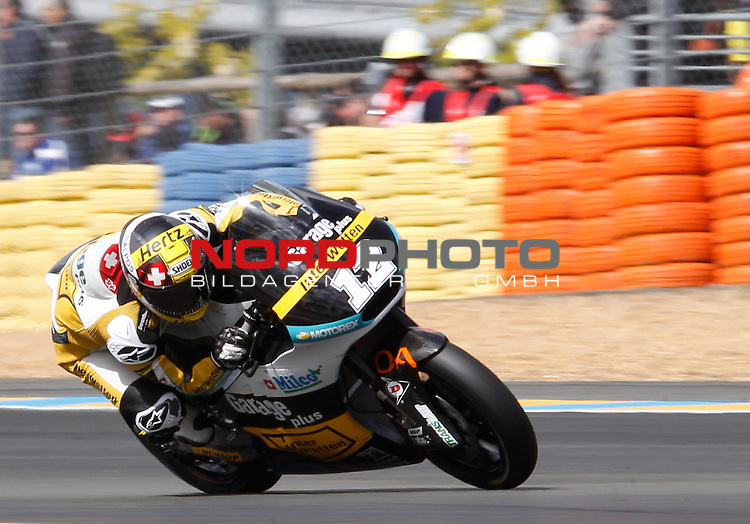 Monster Energy Grand Prix de France in Le Mans 14.-17.05.2015, Free Practice<br /> <br /> 12 Tom L&uuml;thi / Schweiz<br /> <br /> Foto &copy; nordphoto / FSA